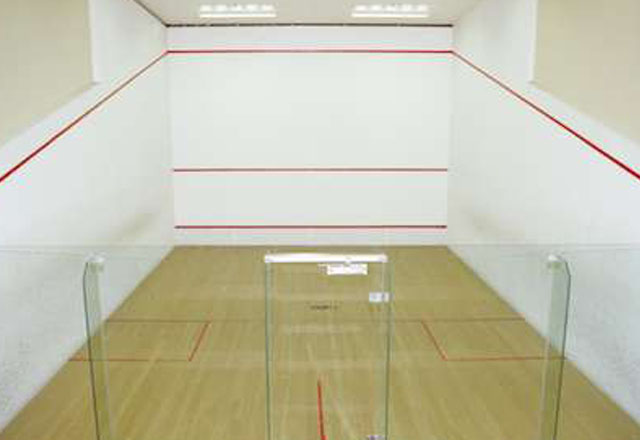 squash court ritz carlton